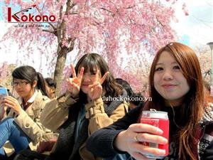 Du học Nhật Bản Kokono Trường Nhật ngữ Quốc tế Sendai 11