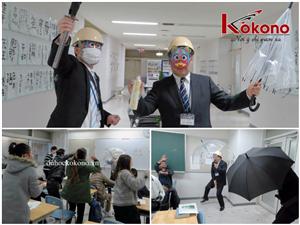 Du học Nhật Bản Kokono Trường Nhật ngữ Quốc tế Sendai Setsubun - Lễ hội truyền thống xua đuổi yêu ma