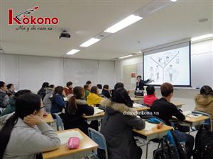 Du học Nhật Bản Kokono Trường Nhật ngữ Quốc tế Sendai