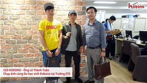 Học viện Nhật Ngữ Quốc tế Tokyo JTIS 6