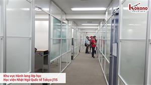 Học viện Nhật Ngữ Quốc tế Tokyo JTIS 19
