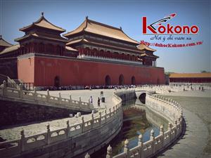 Cùng Kokono – Lạc Bước ở Bắc Kinh Trung Quốc