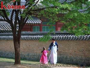 Hanbok - trang phục truyền thống của xứ Sở Kim Chi
